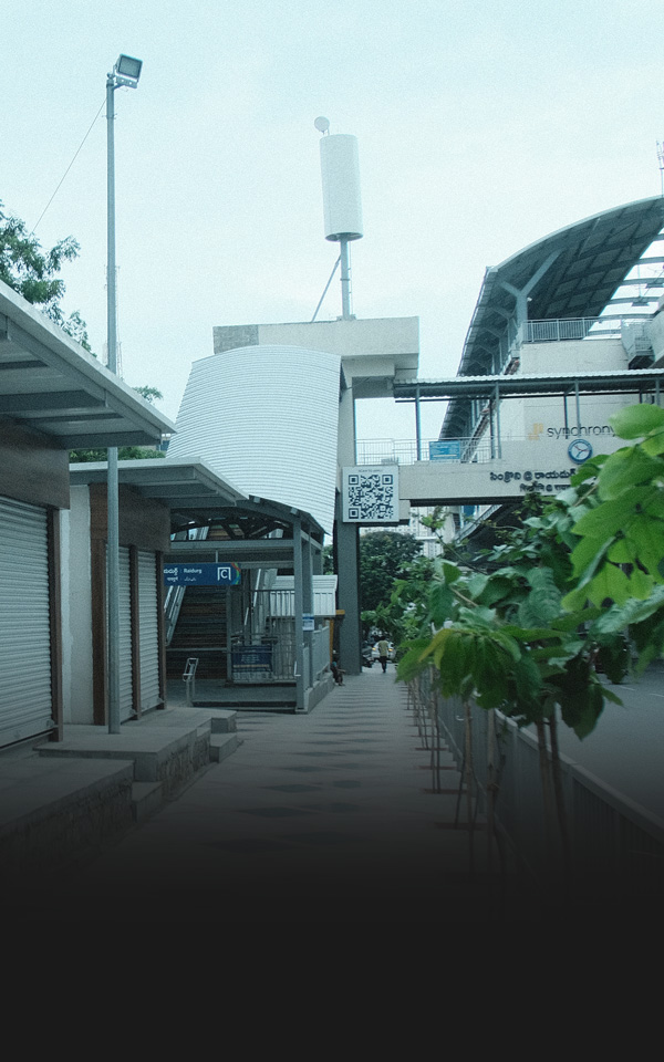Metro Pedestrian Landscapes